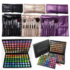 183 Colours Eyeshadow Eye Shadow Palette Makeup Kit Set + 7 pcs Make Up Brushes