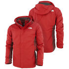 THE NORTH FACE MEN EVOLUTION II TRICLIMATE JACKET HERREN JACKE RED T0CG53Q4D