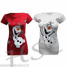 NEW LADIES WOMENS NOVELTY PRINT GIRLS CHRISTMAS XMAS VINTAGE RETRO TOP T SHIRT