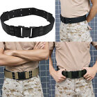 """25""""-44""""Tactical Marine Military Style Nylon Quick Release Heavy Duty Belt Outdoo"""