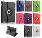 Leather 360 Degree Rotating Smart Stand Case Cover For iPad Mini 1 2