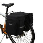 30L Cycling Bicycle Bag Bike Double Side Rear Rack Tail Seat Pannier Bag Fashion
