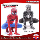 Spiderman Ultimate Edition - Kids & Adult Men's Lycra Fancy Dress Costume