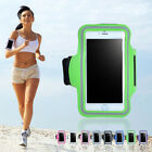 Sports Elastic Gym Running Armband Case Cover Key Pouch For iphone 6 & 6 Plus