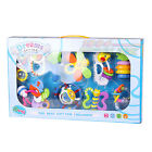 New 6 10 Pieces Mix Baby Rattle Toys Handle Developmental Toy