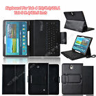 Wireless Bluetooth Keyboard Case Cover For Galaxy Tab 4 7.0/8.0/10.1 Tab S 10.5
