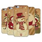 HEAD CASE CHRISTMAS CLASSICS GEL BACK CASE COVER FOR APPLE iPHONE 6 4.7