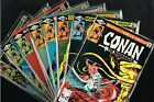 Marvel Comics - Conan The Barbarian #121-#232 etc 1981-1999 (from £1.99 each)