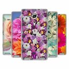 HEAD CASE FLOWERS GEL BACK CASE COVER FOR SONY XPERIA SP C5303