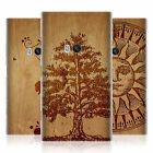 HEAD CASE WOOD ART GEL BACK CASE COVER FOR NOKIA LUMIA 920