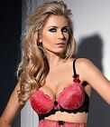 AXAMI Push-up BH Berry Mousse V-4851 Dessous Cup 65 70 75 80 85 ABCDE