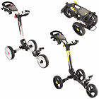 2015 MD GOLF SUPERSTRONG DELUXE 3 WHEEL TROLLEY - NEW CART EZ SMART MENS 2014