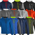 New - Under Armour Charged Cotton Storm Rival Full ZIp Hoody