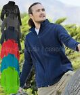 Herren Active Micro Fleecejacke Gr.S,M,L,XL,XXL in 6 Farben Fleece S5030