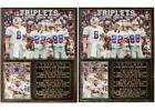 Dallas Cowboys Triplets Aikman Smith Irvin Photo Plaque $26.55 USD on eBay