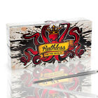 Box 50 Ruthless Disposable Sterile Tattoo Machine Needles Dual Stacked Magnum M2
