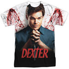 Dexter Wings Licensed Sublimation Poly Adult Shirt S-3XL
