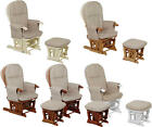 Tutti Bambini GC35 RECLINER GLIDER NURSING CHAIR Nursery Furniture/Bedroom BN