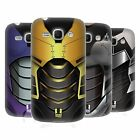 HEAD CASE ARMOUR COLLECTION 2 GEL BACK CASE COVER FOR SAMSUNG GALAXY ACE 3 S7270