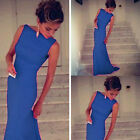 VINTAGE Women Long Formal Prom Ball Cocktail Party Homecoming Dress Evening Gown