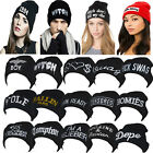 New Women's Mens Unisex Warm Winter Knit Hat Fashion cap Hip-hop Ski Beanie Hat