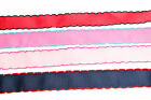 3m 25mm wide Trimmed Edge PLAIN Craft Christmas Gift Wrap Grosgrain Ribbon