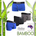 Mens Underwear - Men's Bamboo Boxer Briefs - Trunks - Jocks S M L XL XXL