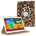 """Leather 360 Rotating Case Cover Skin Stand for Samsung Galaxy Tab PRO 10.1"""" T520"""