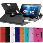 """Leather Portfolio Case Cover Skin for Coby Kyros 10.1-Inch 10.1"""" Android Tablet"""