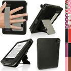 iGadgitz PU Leather Skin Stand Case Cover for Amazon Kindle 2014 Touch 7th Gen
