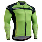 2015 FIXGEAR_7501 mens cycle cycling jersey BIKE team  Longsleeve Top S~3XL