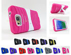 for Samsung Galaxy ALPHA G850 EXO Dual Layer Kickstand Phone Case Cover+Prytool