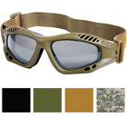 Tactical Military Goggles Camo Vented Anti-Fog Enhanced Tactical CE Goggles