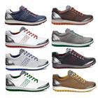 2015 ECCO Biom Hybrid 2 Spikeless Waterproof -Yak Leather Mens Golf Shoes