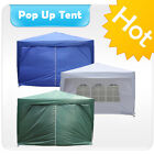 3 m x 3 m Pop Up Instant Folding Gazebo Patio Wedding Party Tent Marquee Canopy