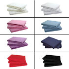 100% COTTON JERSEY FITTED BED SHEET SINGLE DOUBLE KING SUPER KING 4FT BUNK BED image