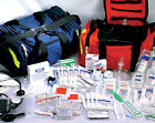 First Responder Paramedic Trauma Emergency Medical KIT FULLY STOCKED  NEW Bag