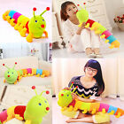 New Child Baby Colorful Inchworm Soft Lovely Developmental Toy Plush Doll Gift