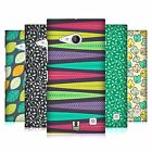 HEAD CASE DESIGNS LEAF PATTERNS SERIES 2 CASE COVER FOR NOKIA LUMIA 735