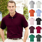 Hanes Golf Tee  Blended Jersey Sport Shirt Mens Polo golf shirt from S-6XL  054X