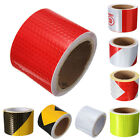 "2""X10' 3M Types Night Reflective Safety Warning Conspicuity Tape Strip Sticker"