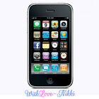 Edible Print Apple iphone 3 5s 5C Pink Gold Blue Icing Wafer Paper sheet cake
