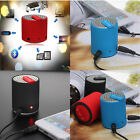 Mini Portable Wireless Bluetooth Speaker Music Player For iPhone MP3/4 PC Laptop