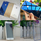 Electroplanting / Clear Tempered Glass Screen Protector Back For iPhone 6,6 Plus