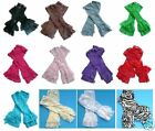NEW BABY KIDS GIRLS RUFFLE LACE LEG ARM WARMER SOCKS LEGGING FOR PETITESKIRT