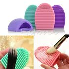New Silicone Cleaning Cosmetic Makeup Brush gel Cleaner Scrubber Tool Foundation