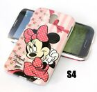 For Samsung Galaxy S4 - RIGID HARD PLASTIC PROTECTOR SKIN CASE COVER DISNEY