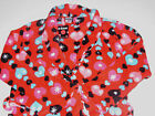 Joe Boxer Heart Robe, Sizes Medium or Large, New w/tags!