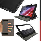 PU Leather Folio Case for Asus Transformer Pad TF103C TF103CG Flip Stand Cover