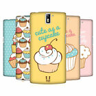 HEAD CASE DESIGNS CUPCAKES HARD BACK CASE FOR ONEPLUS ONE